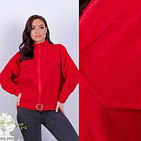 """Куртка женская вельветовая мод 056 (48-52) """"ALENA"""" недорого от прямого поставщика, фото 1"""