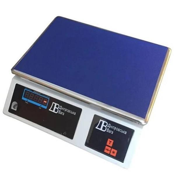 Весы фасовочные электронные ВТЕ-Центровес-3-Т3-ДВЭ (3 кг)