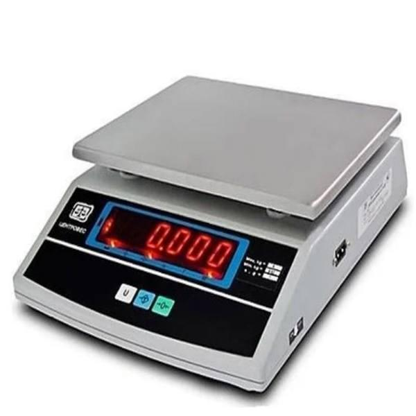 Весы фасовочные электронные ВТЕ-Центровес-6-Т3-ДВ (6 кг)
