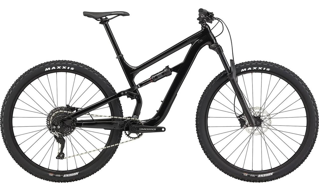 """Велосипед 29"""" Cannondale HABIT 6 рама - L 2020 BLK"""