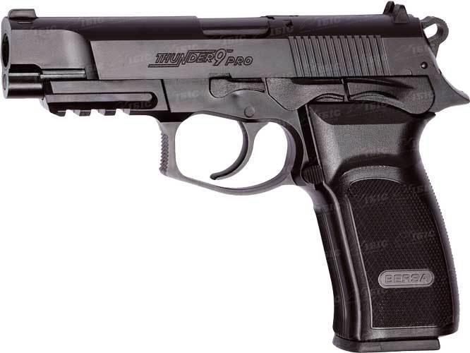 Пистолет пневматический ASG Bersa Thunder 9 Pro 4,5 мм