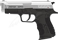 Пистолет стартовый Retay XPro. Цвет -chrome., фото 1