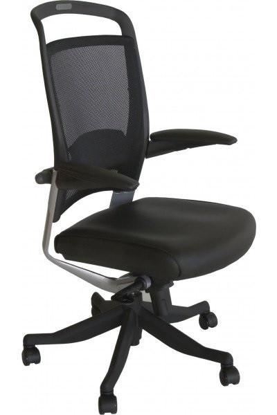Крісло офісне Office4You FULKRUM, Black, Mesh & fabric (9264)