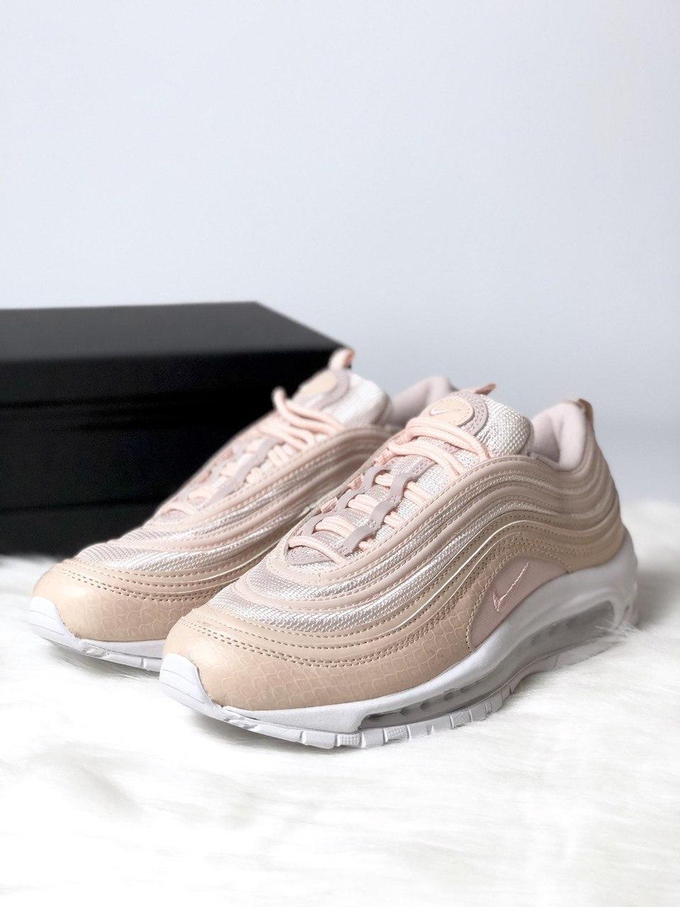 Женские кроссовки Nike Air Max PA65 светло-розовые