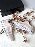 Женские кроссовки Nike Air Max PA65 светло-розовые, фото 2