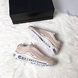 Женские кроссовки Nike Air Max PA65 светло-розовые, фото 9