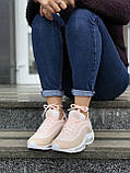 Женские кроссовки Nike Air Max PA65 светло-розовые, фото 4