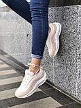 Женские кроссовки Nike Air Max PA65 светло-розовые, фото 5