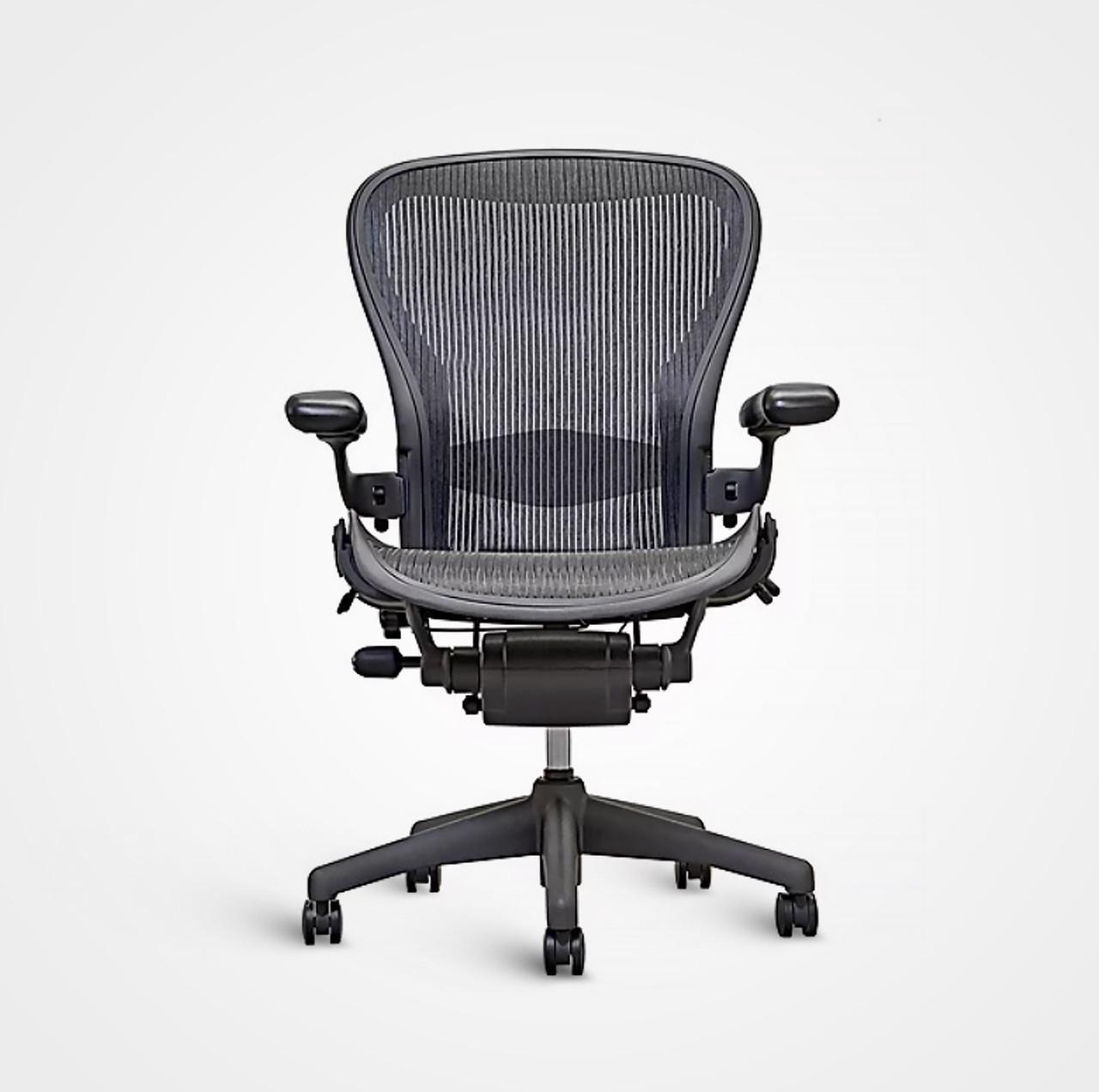 Эргономическое кресло Aeron Herman Miller