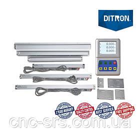 2Е78П, 3 оси, 1 мкм., комплект линеек и УЦИ Ditron на отделочно-расточной станок