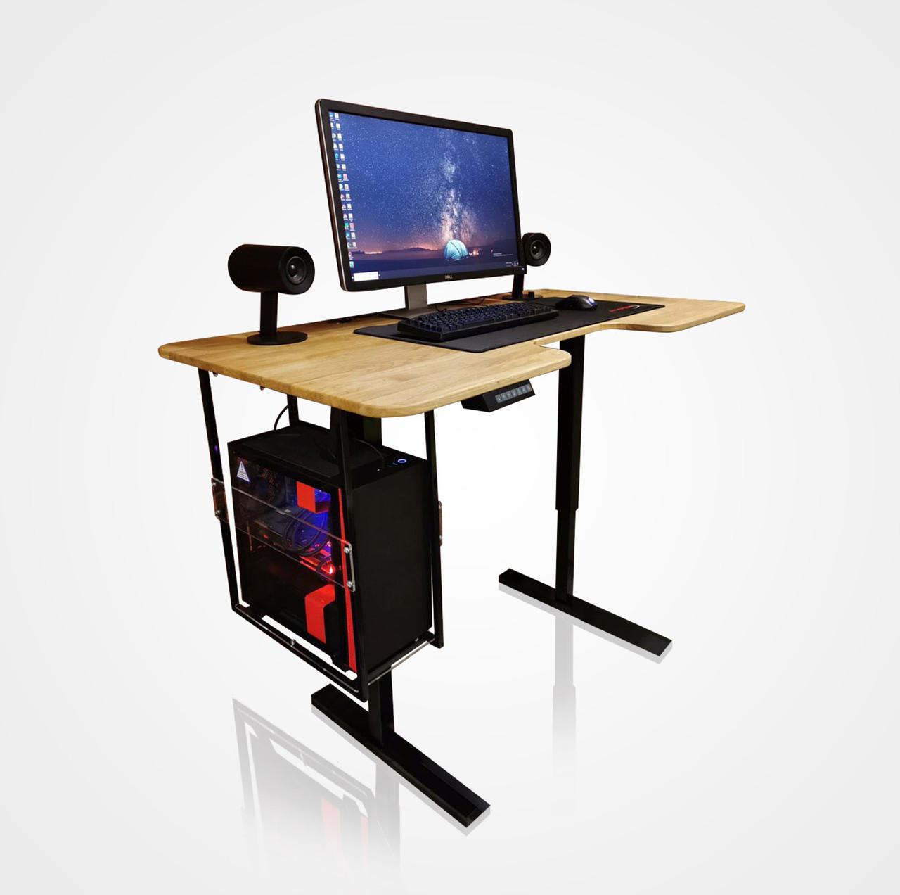 Геймерский стол с регулировкой высоты TehnoTable