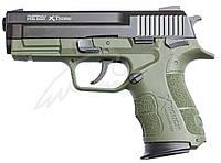 Пистолет стартовый Retay XTreme. Цвет - olive., фото 1
