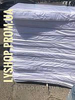 Матрасик в кроватку для новорождённых белый кокос, толщина 10 см