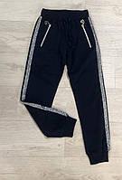 Спортивные штаны для девочек, S&D, 134 см,  № CH-6009