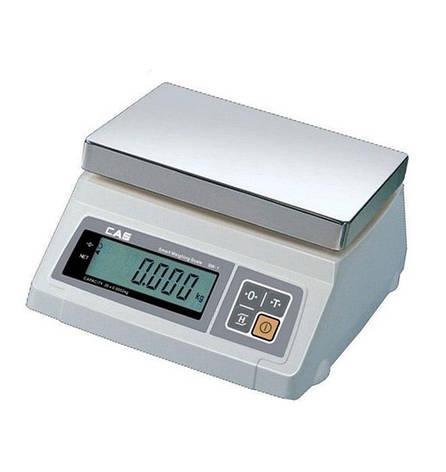 Ваги фасувальні CAS SW-10 (10 кг), фото 2