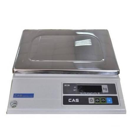 Весы фасовочные CAS AD-30 (30 кг), фото 2