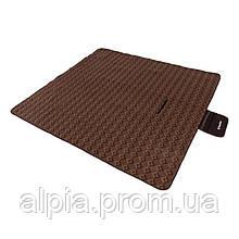 Пикниковый коврик KingCamp Picnik Blankett, коричневый