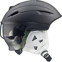 Горнолыжный шлем Salomon Icon black matt (MD)