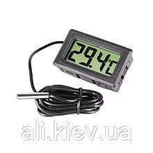 Міні LCD цифровий термометр  Температура в приміщенні Зручна температура жк, без акумуляторів!