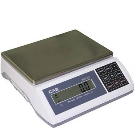 Весы фасовочные CAS ED-15 (6/15 кг), фото 2