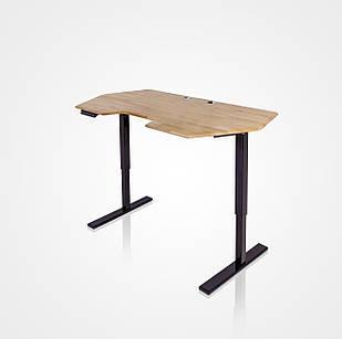 Стол с регулировкой высоты TehnoTable compact wood