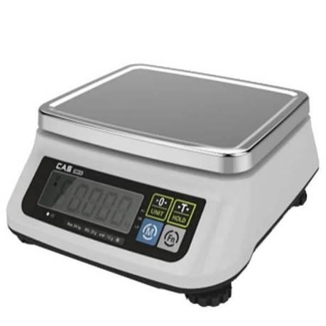 Весы фасовочные CAS SWII (3 кг), фото 2