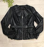 Куртка кожзам женская, S,L,XL, № 153155