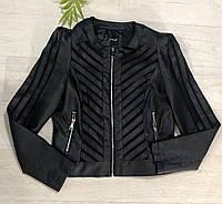 Куртка кожзам женская, S,M,2XL, № 153155