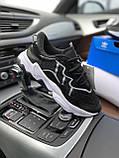 Мужские кроссовки Adidas Ozweego PA72 черные, фото 6