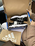 Мужские кроссовки Adidas Ozweego PA72 черные, фото 5