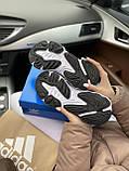 Мужские кроссовки Adidas Ozweego PA72 черные, фото 8