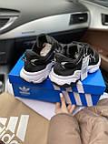 Мужские кроссовки Adidas Ozweego PA72 черные, фото 7