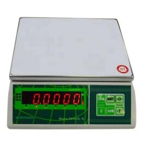 Весы фасовочные Jadever NWTН (10 кг), фото 2