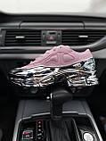 Женские кроссовки Adidas Ozweego PA75 розовые, фото 7