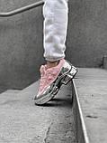 Женские кроссовки Adidas Ozweego PA75 розовые, фото 5