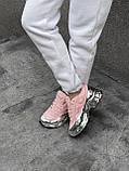 Женские кроссовки Adidas Ozweego PA75 розовые, фото 2