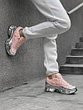 Женские кроссовки Adidas Ozweego PA75 розовые, фото 4