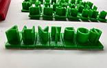 Универсальный штамп, Штамп для печенья, Штамп для мыла, Штамп из пластика, фото 6