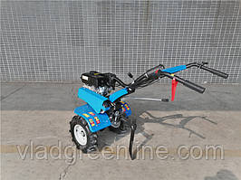 Мотоблок ДТЗ 470 БН (бензин, 7 л.с., передачи 3/1, колеса 4,00-8)