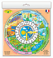 """Гра """"Годинник"""" France 82838"""