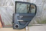 Дверь задняя правая для Smart Forfour 454 , 2004–2006, фото 8