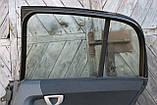 Дверь задняя правая для Smart Forfour 454 , 2004–2006, фото 7
