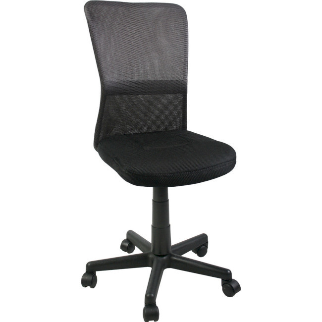 Крісло офісне Office4You BELICE, Black/Grey (27733)