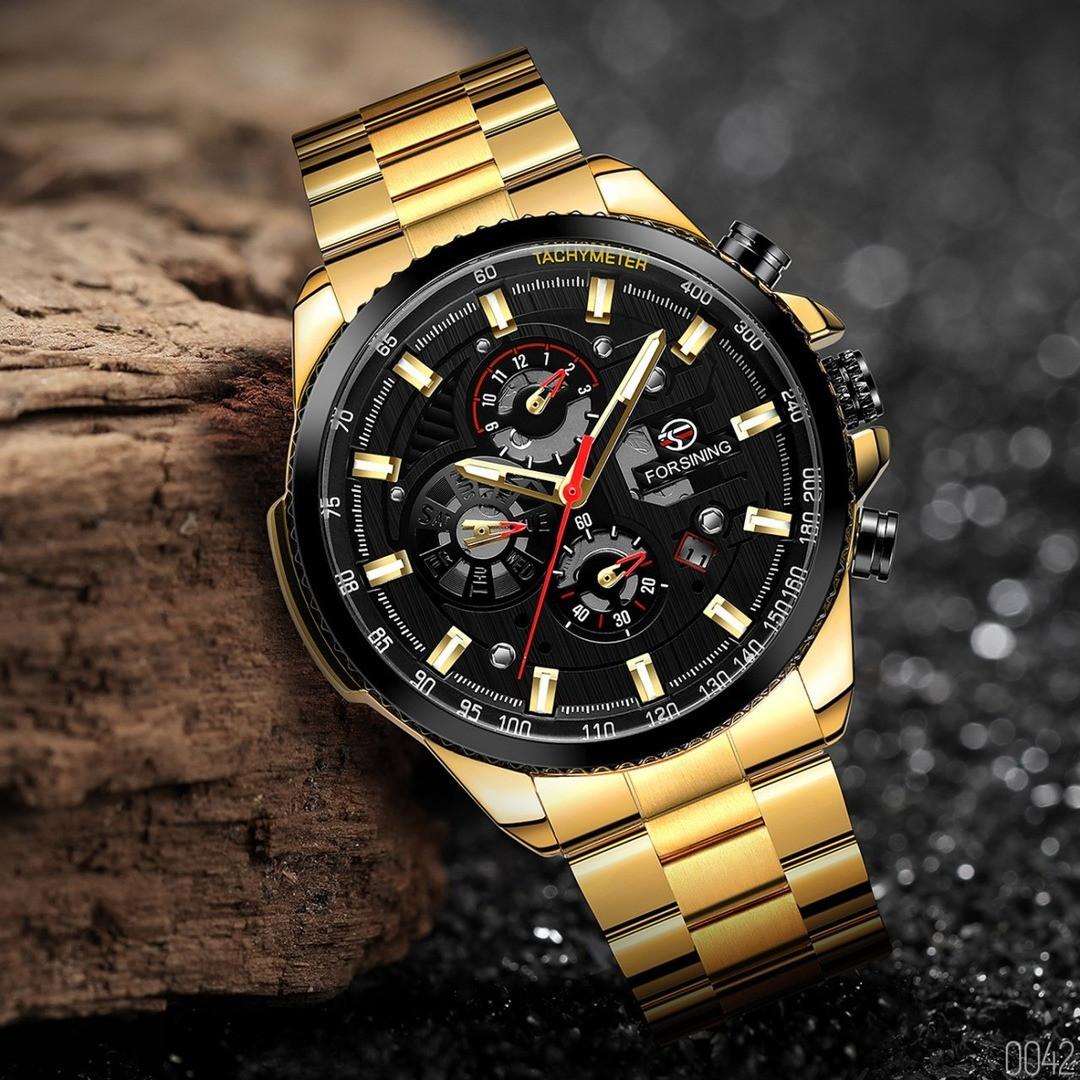 Механические часы Forsining FSG6909