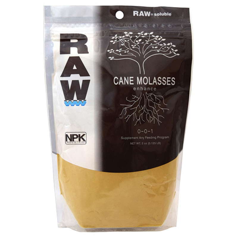 Розчинна меляса NPK Industries RAW Cane Molasses 56гр