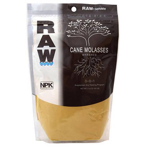 Розчинна меляса NPK Industries RAW Cane Molasses 56гр, фото 2