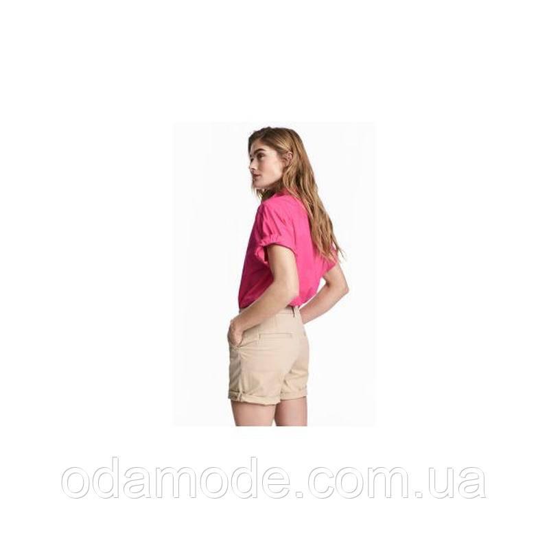 Рубашка женская розоваяH&M