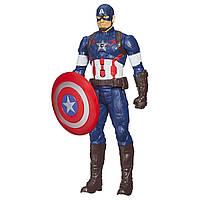 Интерактивная игрушка Hasbro Марвел Капитан Америка 36-138250, КОД: 729118