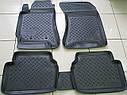 Килимки автомобільні для BYD (БІД),поліуретан Норпласт, фото 4