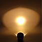 Підводний ліхтар Deeplight D170 з жовтим світлом на Cree XHP70.2 35W під 26650/18650, фото 2